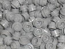 20 MdStone round Plates 1 x 1 ref 4073 LEGO / Set 10198 10210 7037 7019 5378 ...