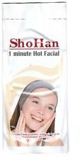 1 Minute Hot Facial - 3 Pak Mask by ShoHan Clear and Clean Skin