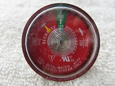 Water fire extinguishers ebay 1 100 pressure gauge for portable 2 12 gallon water pressure fire altavistaventures Gallery
