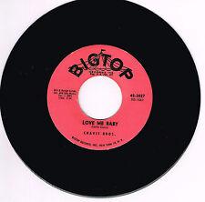 Los hermanos Chavis-Love Me Bebé/oye buena buscando (Killer Rockabilly Repro)