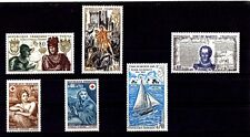 LOT DE TIMBRES N°1616/1617/1618/1619/1620/1621 NEUF**