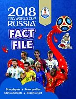 2018 FIFA World Cup Russia Fact File (World Cup Russia 2018),Kevin Pettman