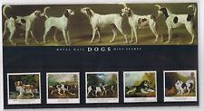 GB Presentation Pack 215 1991 Dogs 10% OFF 5