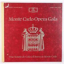 MONTE CARLA OPERA GALA: Renata Scotto Norma Aida DGG Stereo Tulip138 653 NM- LP