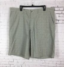 PATAGONIA DAYS ON END SHORTS SIZE 40 MEN'S NEW GRAY PLAID REGULAR FIT (A37)
