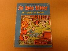 STRIP / DE RODE RIDDER 49: MET MASKER EN ZWAARD   1ste druk