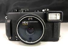 Fuji Camera Fujica HD-S Great Cosmetic Condition *Parts Or Repair*