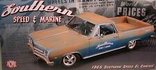 UNRESTORED 1965 CHEVROLET EL CAMINO SS396 ACME 1:18 SCALE DIECAST METAL CAR