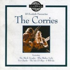 THE CORRIES - TRADITIONS - FEAT. BLACK DOUGLAS UVM CD 18 TRACKS SCOTTISH POP NEU