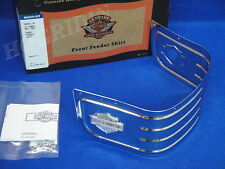 Harley front fender skirt bar & shield touring softail ultra road king  59228-91