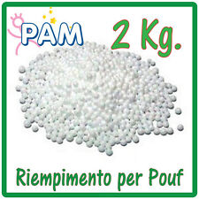 polistirolo in granuli per pouf poltrona sacco per riempimento pouf poltrona