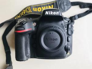 Nikon D800 36.3 MP Digital SLR Camera Body Only
