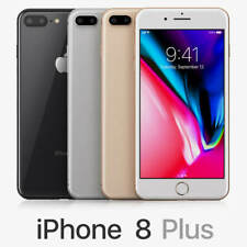 Apple iPhone 8 Plus 256GB (Sprint) Smartphone SRB + 1-Year Warranty