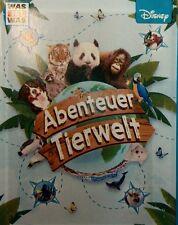 25 Sticker Abenteuer Tierwelt zum aussuchen
