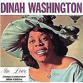 Dinah Washington - In Love (1991 reissue Roulette 1962)