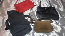 Damen Taschen Konvolut schwarz ca. 35.36cm Breite