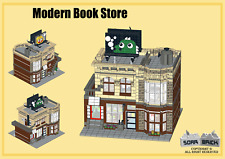 Custom instruction, consisting of LEGO elements - Modern Book Store