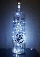 harry potter light up bottle night light gift present