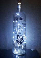harry potter light up bottle night light gift present