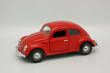 Various 1/24 - VW Coccinelle Red