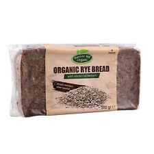 Organic Rye Bread with Whole Rye Kernels 500g by Hatton Hill Organic