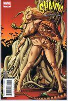 Shanna The She-Devil Survival of the Fittest #2 Vintage 2007 Marvel Comics