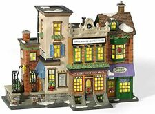 New Listing5th Avenue Shoppes 59212 Department 56 Christmas in the City (Cic) Series Mib