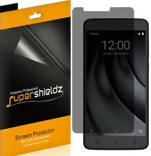 "2X Supershieldz T-Mobile ""REVVL Plus"" Privacy Anti-Spy Screen Protector Saver"