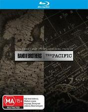 BAND OF BROTHERS / THE PACIFIC : NEW R-B Blu-ray