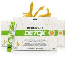 Depuraid Detox, Drenante Forte Dimagrante, Depurativo Antiossidante | 25 Stick