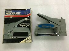 Master Mechanic Swingline 101 Staple Gun