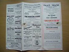 Palace Threare Programme 1943-SOMETHING IN THE AIR by Arthur Macrae/Archie Menzi
