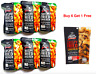 6 Pc Max Oceans Crispy FRIED CHICKEN Original Flavor Snack Halal Delicious Party