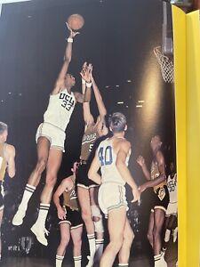 1969 UCLA YEARBOOK LEW ALCINDOR KAREEM ABDUL-JABBAR BASKETBALL NBA LAKERS BUCKS