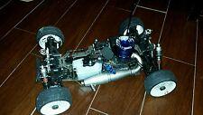 Ofna Lx1 Buggy 76mph LRP .32zx