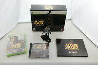 Coffret ALONE IN THE DARK Edition collector sur XBOX 360 PAL partiellement neuf