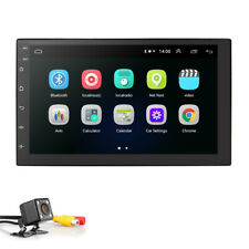 Android 9.0 Car Stereo AM FM Radio GPS Navigation WIFI Multimedia Double Din 7