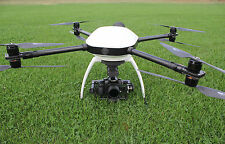 Professional Drone OCTOCOPTER Mikrokopter Redundant AZIMUT X8 - FULL SYSTEM
