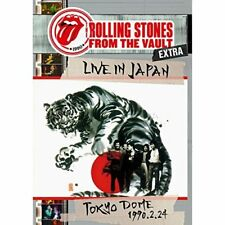 ROLLING STONES-FROM THE VAULT EXTRA: LIVE IN JAPAN 1990.2.24-JAPAN DVD Japan