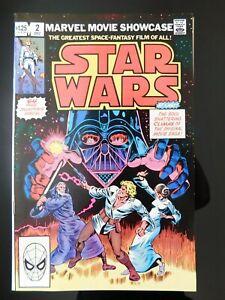 Marvel 1982 Star Wars Movie Showcase #2 - High Grade Copy Nice