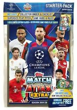 Topps Match Attax Extra Champions League 2019/2020 Starterpack Limited Edition