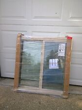 BRAND NEW: ReliaBilt Almond-Color VINYL Home SEMI-SLIDER WINDOW (36