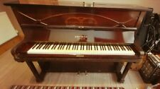 CRAMER UPRIGHT PIANO, OVERSTRUNG, GOOD WORKING ORDER, CAN DELIVER