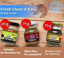 Ready to use High Protein Instant Fish Food For betta, guppy, fry fish