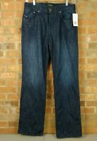 Rock & Republic Relaxed Straight Neil Button Fly Jeans Men's Size 34x35 NEW
