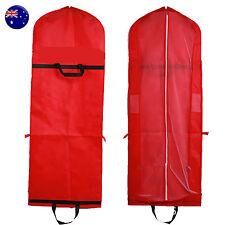 Bridal Wedding 175cm Long Dress suit Gown Garment Storage Bag Cover Protector