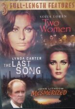 Two Women/ The Last Song/ Mesmerized (DVD)
