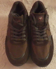 Sergio Tacchini Athletic Shoes Tennis Shoes Mens Size 10 Brown (Copper)