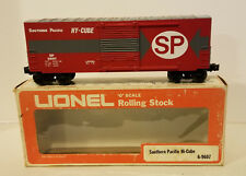 LIONEL SOUTHERN PACIFIC HI-CUBE BOXCAR 6-9607 -  MINT IN BOX!!!