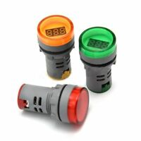 Detectores Medidor de voltaje Indicador piloto LED voltimetro Mini tester